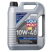 Liqui Moly MoS2 Leichtlauf 10W-40 5л. фото