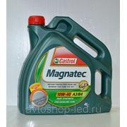 Масло Castrol Magnatec 10W-40 A3/B4 (4л.) фото