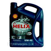 Масло моторное SHELL HELIX HX 7 10w40 SL\CF 4 литра фото