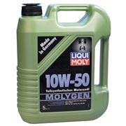 Liqui Moly MOLYGEN 10w50 4 литра фото