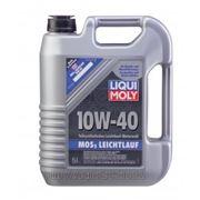 Liqui Moly MOS 2 Leichtlauf 10w40 5 литров фото