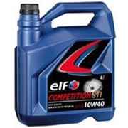 Масло моторное ELF Competition STI 10w40 SL\CF 4 литра фото