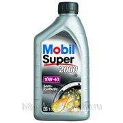 Масло моторное Mobil Super 2000 10w40 SL\CF 1 литр фото