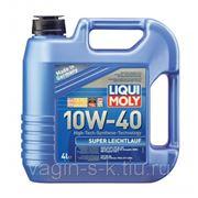Liqui Moly Super Leichtlauf 10w40 4 литра фото