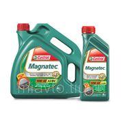 CASTROL Magnatec SAE 10W-40 A3/B4 4 литра Полeсинтетическое масло фото