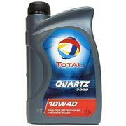 Моторное масло Total 10W40 Quartz 7000 1л фото