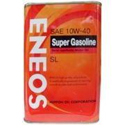 Масло моторное ENEOS 10W40 SUPER GASOLINE SL 940мл фото