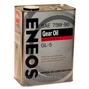 Масло Eneos Gear GL-5 75w90 фото