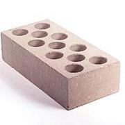 Кирпич силикатный пустотелый Павловский завод 250х120х65 коричневый М150 фото
