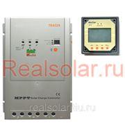 Контроллер заряда EPSolar Tracer MPPT 3215RN 30A Input 150V + LCD meter фото