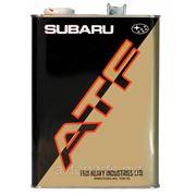Трансмиссионное масло Subaru ATF 4л фото