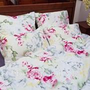 Комплект постельное белье, ткань 100% хлопок, Сатин-Люкс фото