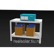 Комплект резервного электроснабжения 2кВт 12В (500Вт / 3 часа)