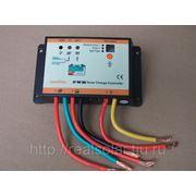 Контроллер заряда EPSolar LS1524RP 12/24В 15А 2 таймера, Водозащищенный фото