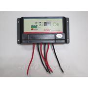 Водонепроницаемый контроллер заряда 10 Ампер. фото