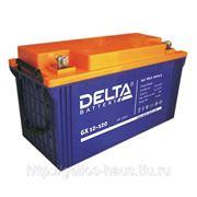 Аккумулятор Delta GX 12-120 фото