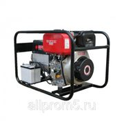 Генератор дизельный EP4000DE Europower фото