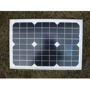 Солнечная батарея 20Вт MMSM20M. Монокристаллическая. фото