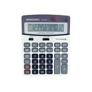 Калькулятор 12-разр., двойное питание, разм.185х140х35 мм (ASSISTANТ) фото