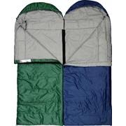 Спальный мешок одеяло с капюшоном (зима-300, Стандарт) фото