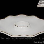 Менажница 28.5см в подарочной упаковке Керамика 110299 фото