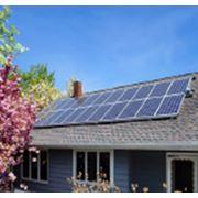 Солнечная энергосистема 5000W фото