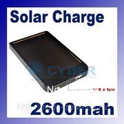 Cолнечное зарядное устройство на 2600 mAh фото