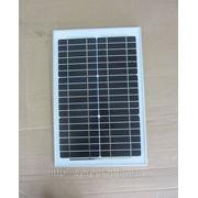 Монокристаллический солнечный модуль 15Вт SW015M фото
