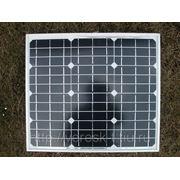 Солнечная батарея 30Вт MMSM30M. Монокристаллическая. фото