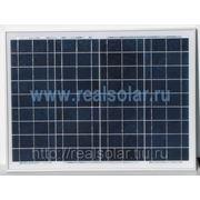 Солнечная батарея 40 Вт ватт RS-40P12-EX фото