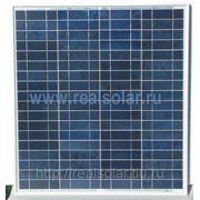Солнечная батарея 60 Вт ватт RS-60P12-EX фото