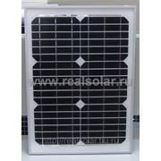 Солнечная батарея 20 Вт ватт RS-20M12-EX монокристаллическая фото