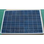Солнечный поликристаллический модуль 80Вт. GSМG-080P фото