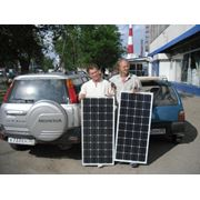 Солнечные панели фото