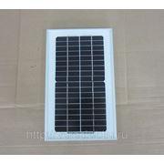 Монокристаллический солнечный модуль 5Вт SW005M фото