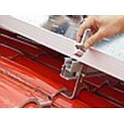 Система крепления и монтажа солнечных батарей BEKAR фото