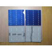 Набор пластин для сборки солнечной панели 135W фото
