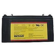 Аккумуляторные батареи гелевые BEKAR 200 АЧ фото