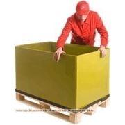Стенка полимерного контейнера 03.03.700.91 (1200х800)
