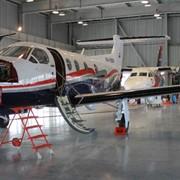 Ремонт, обслуживание и доработки самолетов фото