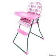 Стульчик для кормления Lider Kids (розовый) фото