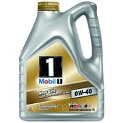 Масло Mobil 1™ 0W-40 (4л.) фото