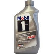 Моторное масло Mobil 1 Synthetic 5W50 946мл фото