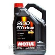 MOTUL 8100 Eco-clean C2 5W30 5л. фото