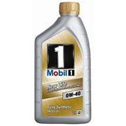 Моторное масло Mobil 1 0W40 New Life 1л фото