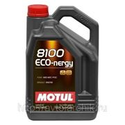 MOTUL 8100 Eco-nergy 5W30 5л. фото