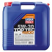 Liqui Moly Top Tec 4200 5W-30 20 литров НС-синтетическое масло фото