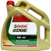 Моторное масло Castrol EDGE FST 0W40 4л фото