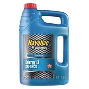 Моторное масло Texaco Havoline Energy EF 5W-30 фото