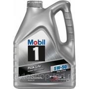Масло Mobil 1™ Peak Life 5W-50 (4л.) фото